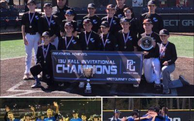 BC Athletics wins fall tournaments